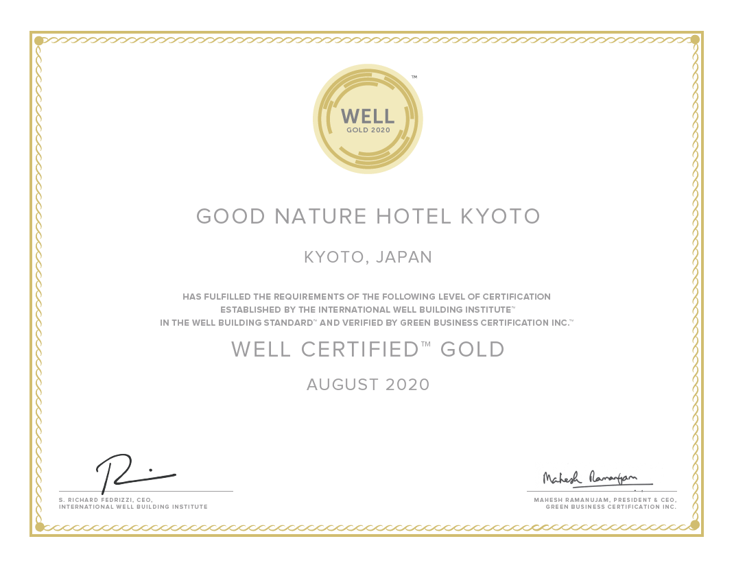 WELL Certification