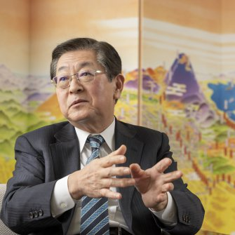 Safety and security in a new era. Keihan Holdings CEO talks about GOOD NATURE STATION
