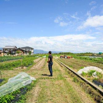 「観光」という視点を取り入れることで、 農業の未来に貢献したい