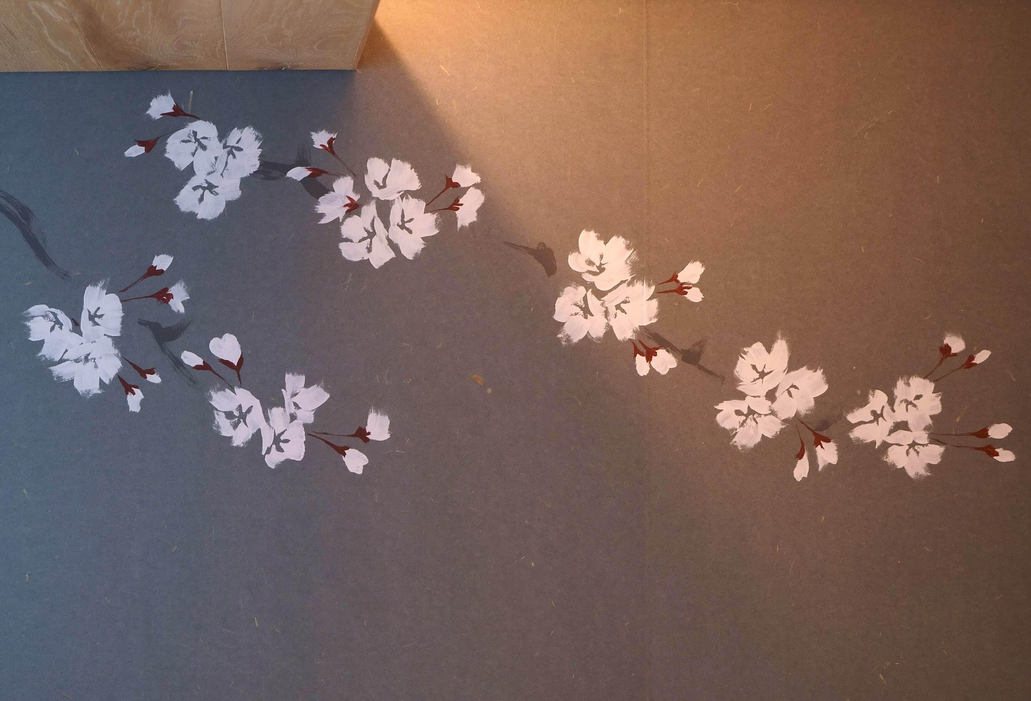 桜、もみじ、松…GOOD NATURE HOTEL KYOTOの客室を彩る花と木々