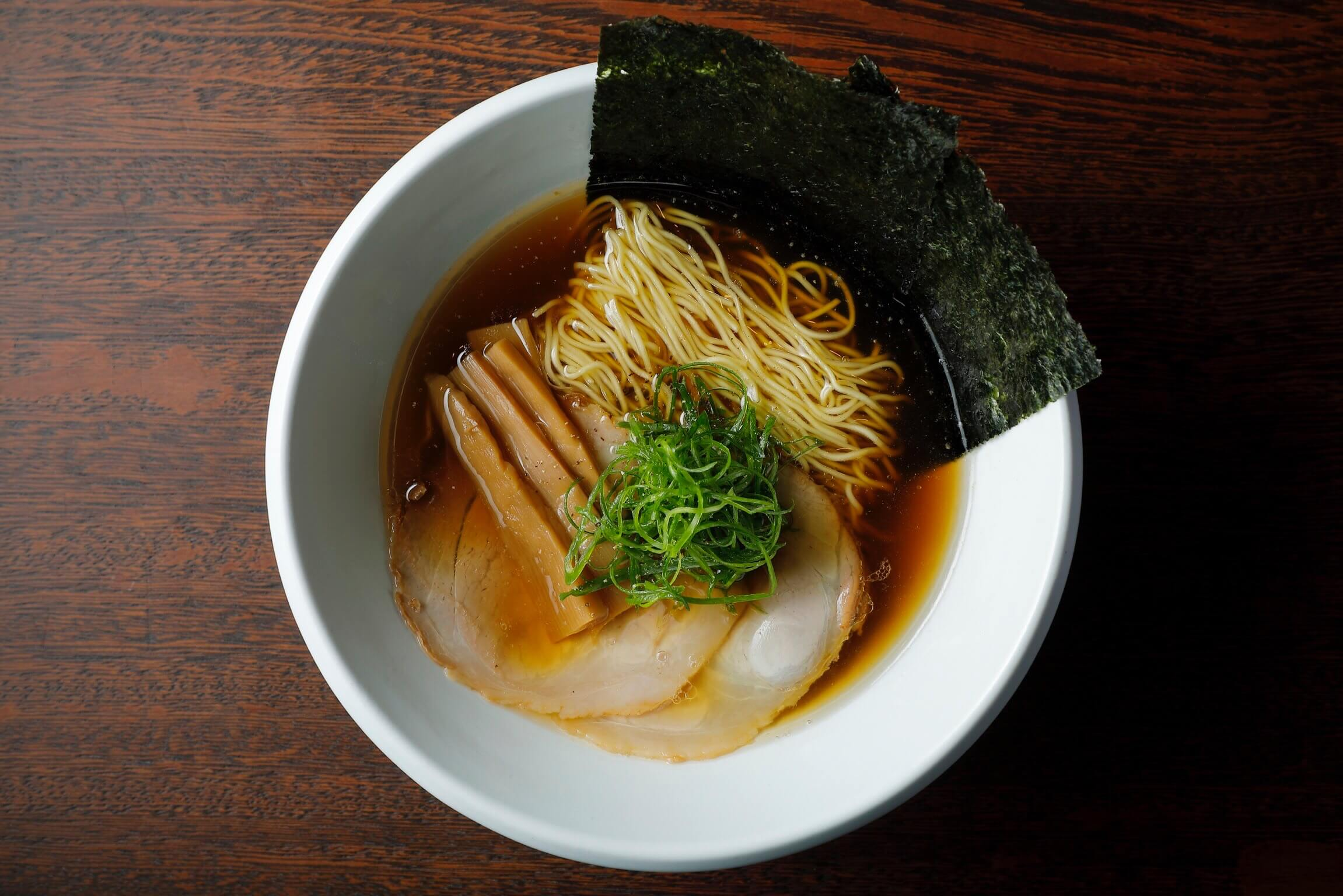 鸭肉高汤中华荞麦面ROKU