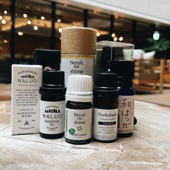 [Held on 3/28 (Sun)! ] Sum essential oils mask spray work Shop