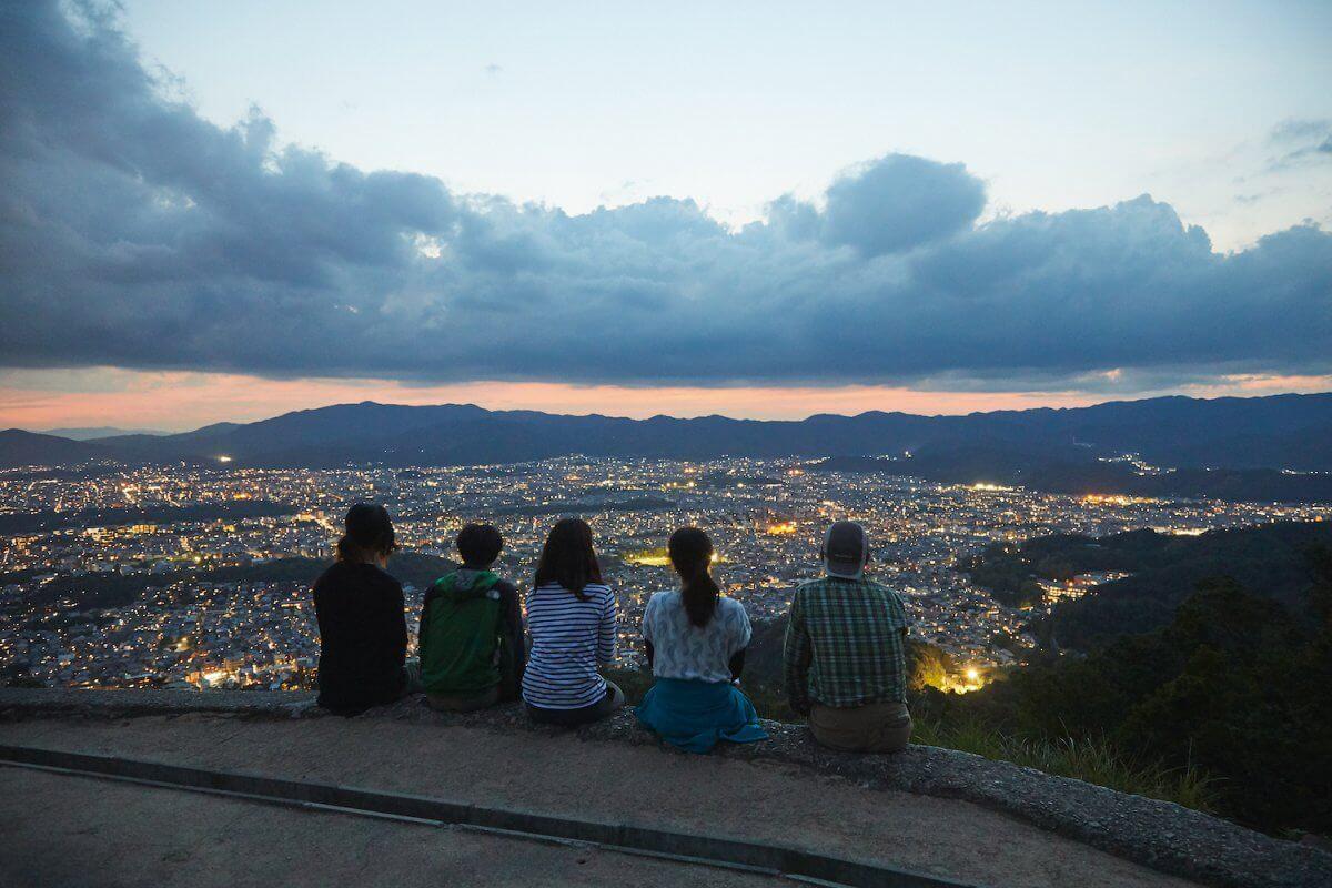 【NATURE TOUR】大文字山夜間徒步旅行《10月·11月》