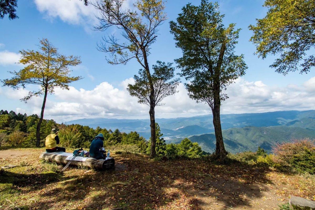 【NATURE TOUR】京都一周トレイル:⑤叡山ケーブル「ケーブル八瀬」駅〜大原≪9・10月≫