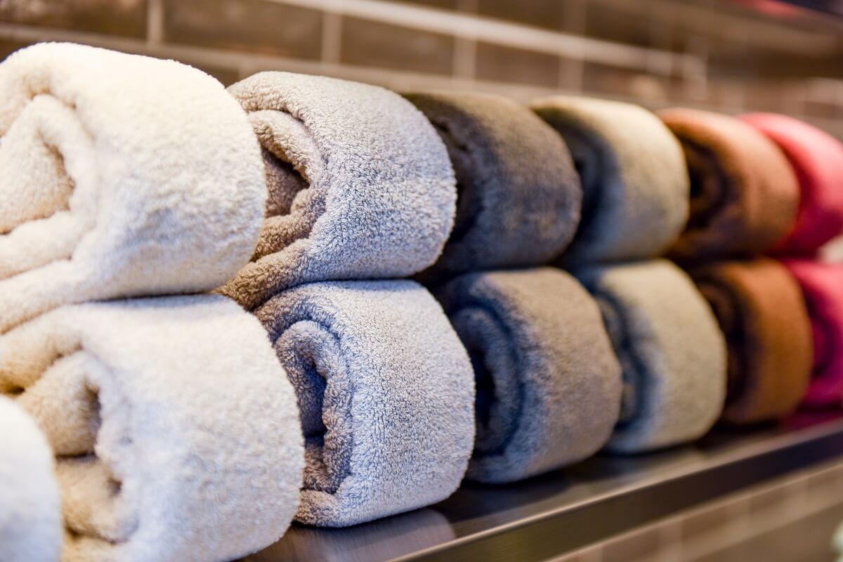 GOOD NATURE HOTEL KYOTOの 世界一安全で「気持ちがいい」タオルとは?
