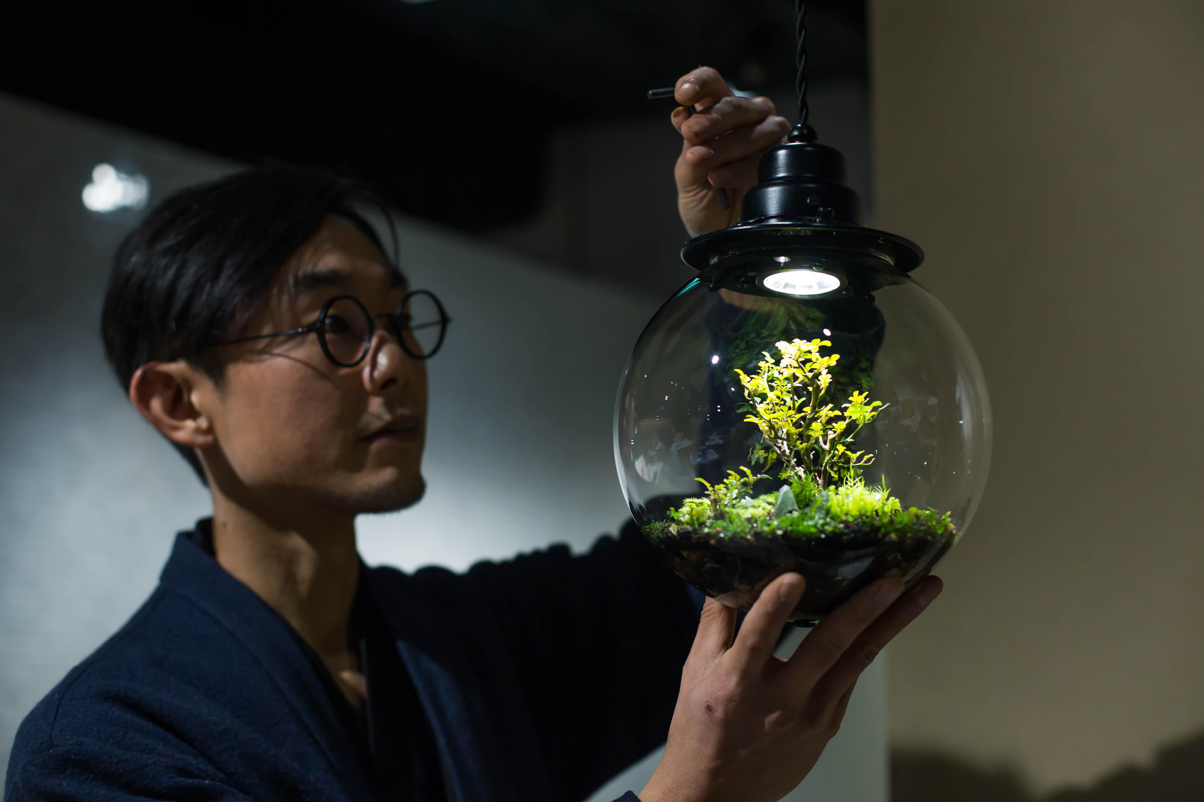 Re:Planter・村瀬貴昭さんが提案する  植物を介したコミュニケーションの形